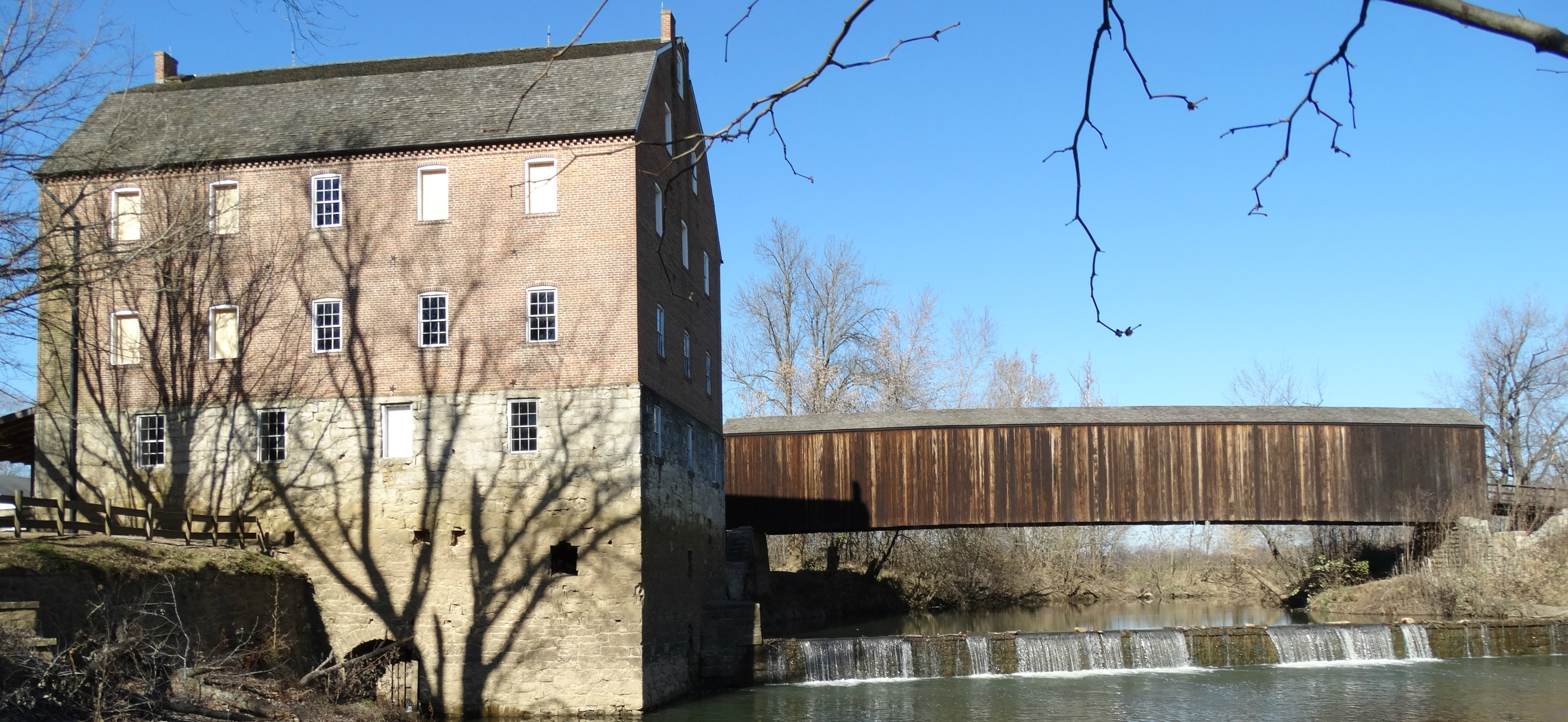 Bollinger Mill and Covered Bridge